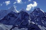 Pyramidenspitze des Malanphulan 6571 m