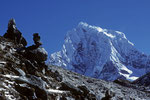 Cholatse 6440 m
