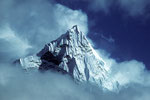 Gipfel  Ama Dablam 6856 m  - Tele -