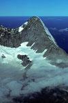 Eiger 3970 m Südwand - Tele -