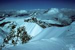 Abstiegsgrat zum Felikjoch 4093m