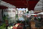 Le marché de la vieille ville