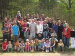 Familienwochenende 2010
