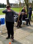 Begeisterung beim Bogenschießen für Kinder und Erwachsene