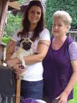 Hund Luna, Andreas seine Lebendsgefährtin Nicol & Mutter Herbst.