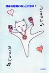 Yosakoi Cat