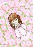 「薔薇の中の眠り姫」