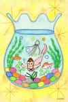 「金魚鉢の夢」