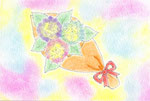 紫陽花の花束