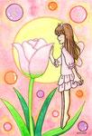 「チューリップの妖精」