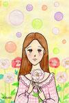 「ひなげしの花」