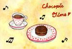 Chocopie Time