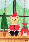「エメラルド・ブルーのクリスマス」