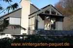 Wintergarten bei Gundelfingen