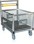 79-103 Trolley with lattice container