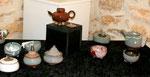 Delphine VINCENT: Céramique et Thé