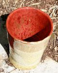 Rachid BOULEKHOUKH: Rouge de Fer