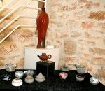 Expo de fin d'année Elèves AGIR Céramique