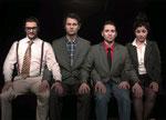 """2012 / Ensemble """"Der Hässliche"""" von Marius von Mayenburg, Regie: Sven Prietz, Photo: Simone Cihlar"""