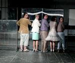 "2011 / ""Freie Sicht"", Stadttheater Heidelberg, v.l.n.r. Sebastian Borucki, Beatrix Doderer,  Steffen Gangloff, Natalie Mukherjee, Markus Schultz"