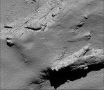 Rosetta à 5,7 km de la surface