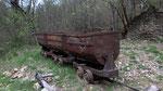 Wagonnets pour le minerai