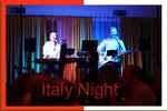 31. Oktober    Italy Night    Tischtennisverein Hornstein
