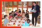 22. Dezember    Geschenke im Kindergarten Hornstein