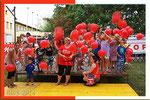 9. August   Familienfest der SPÖ unter den Linden