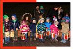 10. November     Laternenfest Kindergarten Hornstein