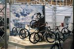 Für den Fahrradhersteller Felt kommen immer meine Kunstfelsen zum Einsatz. Das nun schon über 3 Jahre (2008-2010)