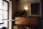 """Eine einfachere Ausstattung im """"Cafe Confetti"""" ( Link: Gastronomie )"""
