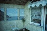hier hier einige Impressionen vom fertigen Wandgemälde. ...