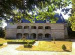 Château Dampierre sur Boutonne