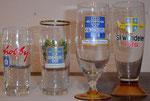 Paqué Brauerei St.Wendel Ottweiler Brauerei Bierglas