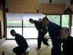 中正寺での520礼拝行