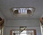 Oberlicht im Treppenhaus