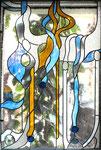 HPF-02 Bleiverglasung im Wintergarten