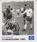 Nr 157 FC Barcelona 1961