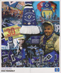 Nr 231-234 HSV-Fan-Welt