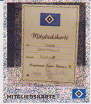 Nr 225 Mitgliedskarte 1948