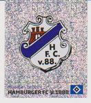 Nr 40 Wappen Hamburger FC v 1888