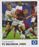 Nr 161 FC Valencia 2005