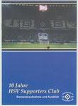 Jubiläumsheft 10Jahre Supporters-Club