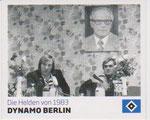 Nr 143 Dynamo Ost Berlin