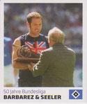 Nr 69 Sergej Barbarez & Uwe Seeler