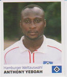 Nr 191  Anthony Yeboah