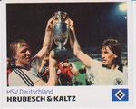 Nr 195 Hrubesch & Kaltz