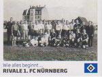 Nr 47 Rivale 1.FC Nürnberg