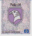 Nr 41 Wappen FC Falke von 1906
